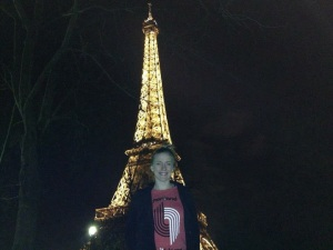 engagement in Paris Fit Two Travel