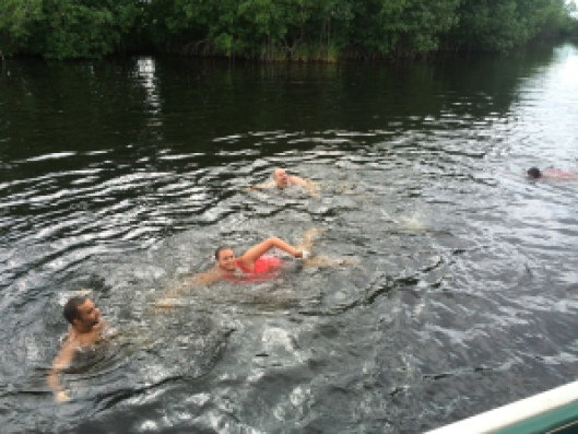 swimming in the black river fittwotravel.com