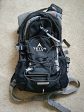 TETON Sports Oasis 1100 Hydration Backpack fittwotravel.com