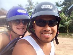 moped Koh Lanta Thailand