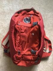 month in southeast asia- Osprey Porter 46 Travel Bag fittwotravel.com